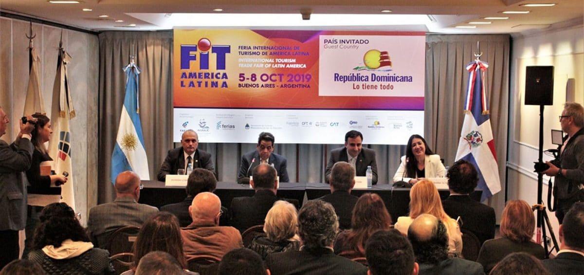 República Dominicana país invitado de FIT